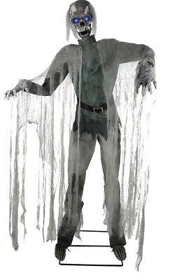$ CDN242.90 • Buy Halloween Life Size Animated Twitching Ghoul  Prop Decoration Haunted House