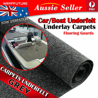 AU34.99 • Buy Marine Carpet Boat,Yacht,Houseboat Cabin Deck Slip Wear Resistance Felts 2Mx1.2M