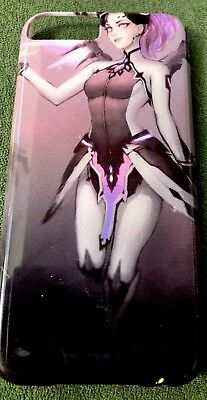 AU16.23 • Buy Overwatch Mercy OW Cute Black Iphone 6s Case Cover