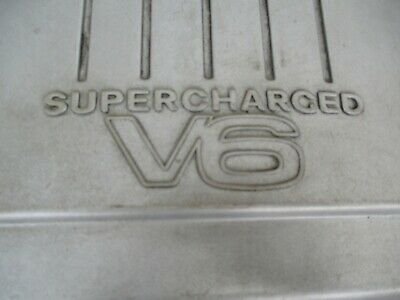 AU99.99 • Buy Genuine Vs Vt Vx Vy Wh Wk Statesman V6 L67 Supercharged Engine Cover