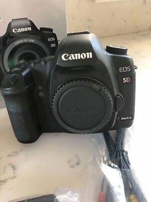 $ CDN1074 • Buy Canon EOS 5D Mark II 21.1MP Digital SLR Camera - Black (Body Only) (2764B003)
