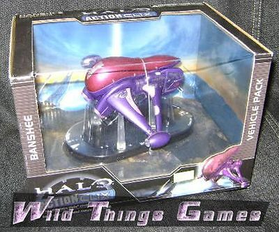 Halo ActionClix Banshee -Flying- VEHICLE PACK Action Clix • 32.92£