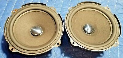 $ CDN93.61 • Buy Pair Of MB Quart QM 130 TX-2 Used Speakers. Made In Germany. Quart Mobile