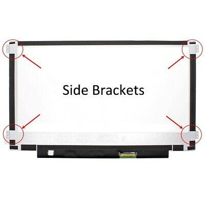 £41.99 • Buy Replacement For Hp Compaq Chromebook 11 V001na 11.6  Lcd Laptop Screen 1366x768