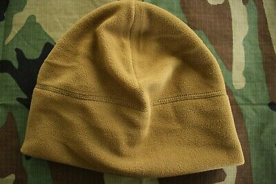 New Us Army Polartec Fleece Watch Cap Hat Black Beanie Cold Weather Pt Apfu.  19.54  View Details. Us Army Gi Cold Foul Weather Combat Ocp Bdu Coyote  Brown ... f5a74e991434