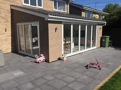 Bifolding Doors Glass Sliding Doors French Patio Sliding With Glass £584.00 • 584£
