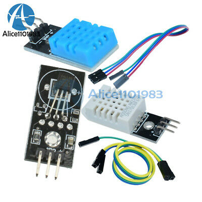 AU5.17 • Buy DHT22/AM2302 DHT11 DS18B20 Digital Temperature And Humidity Sensor Module