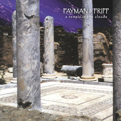£12.90 • Buy JEFFREY FAYMAN & ROBERT FRIPP A Temple In The Clouds CD 2000