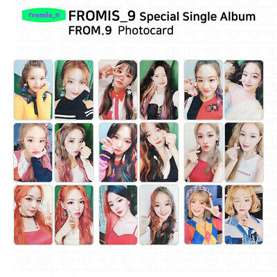 $ CDN26.43 • Buy FROMIS 9 - Special Single Album FROM.9 Official Photocard - Member Set