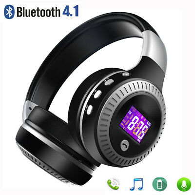 $ CDN23.50 • Buy 4.1 Wireless Stereo Headphones Foldable Headset Earphones
