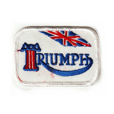 £0.99 • Buy Triumph Sew On Patch