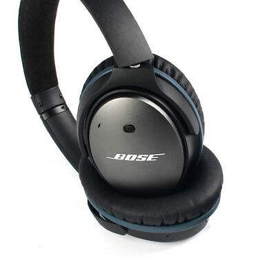 Bose QuietComfort 25 Acoustic Around-Ear Noise Cancelling Wired Headphones Black • 109£