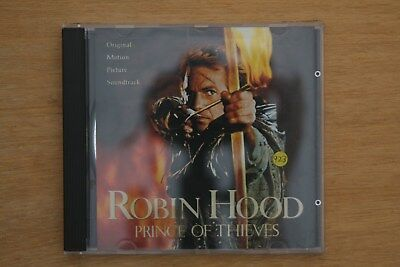 Robin Hood: Prince Of Thieves (Original Motion Picture Soundtrack)    (Box C596) • 8.24£