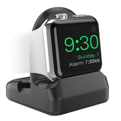 $ CDN12.99 • Buy MoKo Charging Station TPU Charging Dock For Apple Watch Stand Series 4/3/2/1