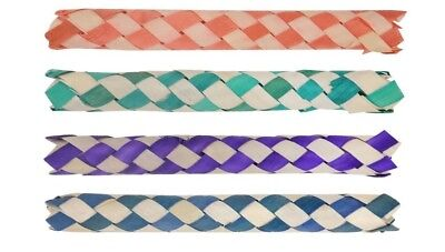 £1.99 • Buy 2 X Chinese Finger Trap Toys Boys Girls Christmas Stocking Filler Party Bag Toy