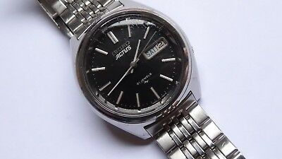 $ CDN871.04 • Buy SEIKO 5 ACTUS High Beat 7019-70860 Automatic Vintage Watch