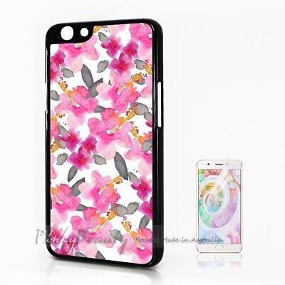 AU9.99 • Buy ( For Oppo A57 ) Back Case Cover P30259 Pink Flower