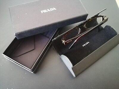 Women's Glasses / Frames - Prada - With Box And Case  • 120£