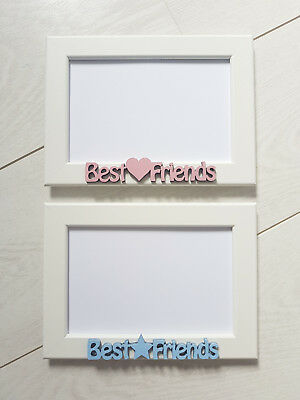 £5.95 • Buy Christmas Birthday Photo Frame Gift Personalised Best Friends Present