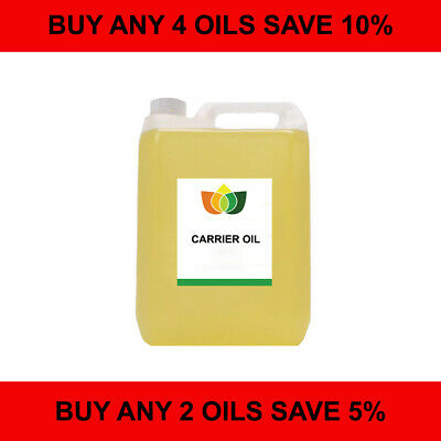 £59.99 • Buy 5L Carrier/Base Oil. Choose From 60 Cold Pressed Oils. Mother Natures Goodies