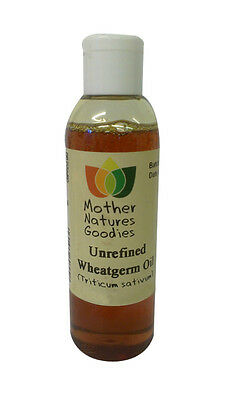 £4.29 • Buy WHEATGERM OIL (Vegan) REFINED - Cold Pressed (Massage Carrier Aromatherapy)