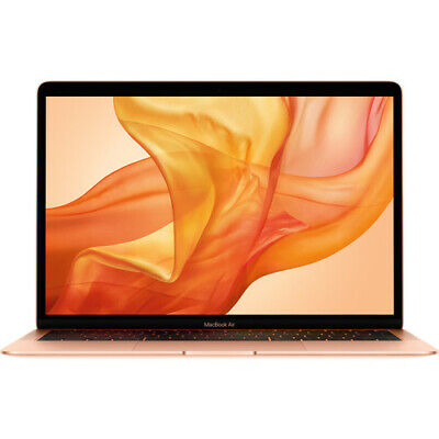 $931.12 • Buy Apple 13.3  MacBook Air With Retina Display ( Gold) (Spanish Keyboard) MREE2E/A