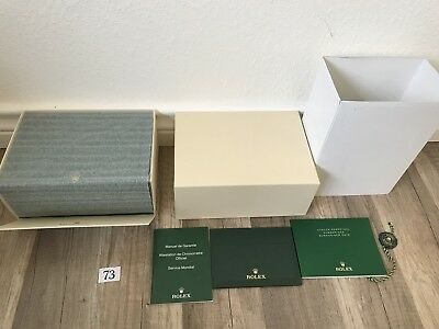 $ CDN483.14 • Buy Rolex Oyster Perpetual Submariner Date Watch Box 100%   Aut # 73