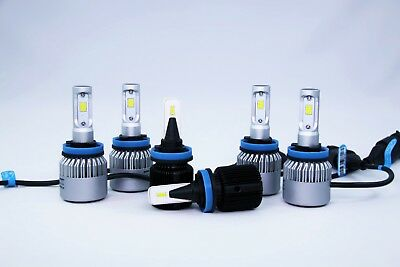 AU138 • Buy LED Headlights Fog Lights Combo For Holden RG Colorado LTZ Storm Z71 MY12 -MY16