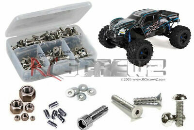AU80.23 • Buy RCScrewZ Traxxas X-Maxx 8s (#77086-4) Stainless Steel Screw Kit - Tra079