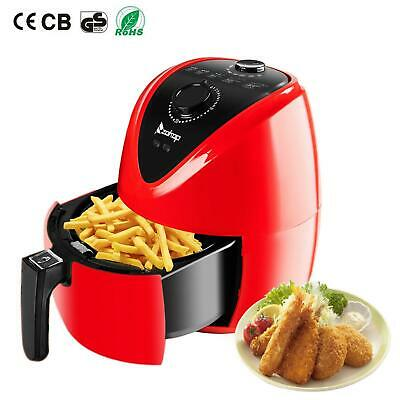 View Details ZOKOP 3.5L Air Fryer 1500W Low Fat Oil Free Food Frying Enjoy Health Life • 38.99£