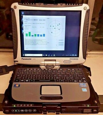 £219 • Buy Build Your Panasonic Toughbook CF-19 I5 1.2Ghz Touchscreen 2-in-1 MK4 8gb