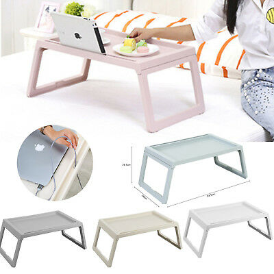 Small Portable Folding Table Picnic Camping Dining Desk Sofa Bed TV Stand Tray • 10.49£