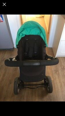 ICandy Apple 2 Pear Travel System Seat Stroller • 165£