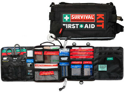 AU94.95 • Buy SURVIVAL Vehicle First Aid KIT - Perfect For The Car, Ute, Truck Or Work Vehicle