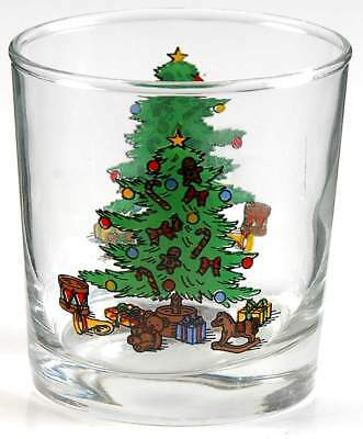 $9.99 • Buy Tienshan HOLIDAY HOSTESS 6 Oz Old Fashioned Glass 10305074