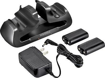 $18.99 • Buy Insignia- Dual Controller Charger For Xbox One - Black