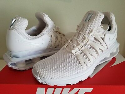 New In Box Womens Nike Shox Gravity All White Size 8.5 AQ8554-100 • 85.00 898f4574c