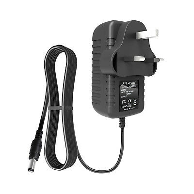 Uk Ac/dc Adapter Power Supply For Mini Cooper S Child Electric Kids Ride On Car • 12.79£
