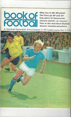Book Of Football Marshall Cavendish 1971 Part 7 • 4£