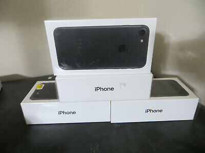AU333.73 • Buy Brand NEW SEALED Apple IPhone 7 - 32GB - Black (AT&T) A1778 (GSM) 1 Year Waranty