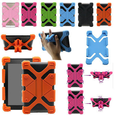 AU14.47 • Buy Universal Soft Silicone Case Shockproof Cover For 7  7.9  8.4  10  10.1  Tablet