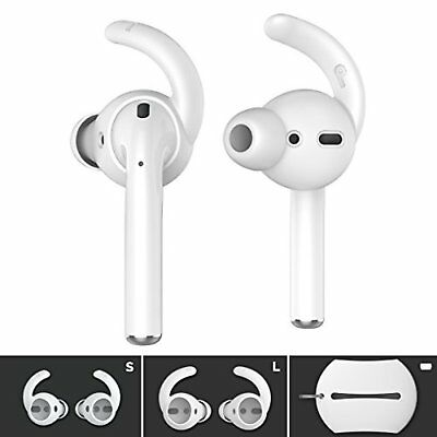 $ CDN55.34 • Buy AhaStyle Cover For Ear Hook White AirPods EarPods JAPAN F/S W/Tracking# Japan