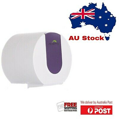 AU19.75 • Buy Dolphy Wall Mounted Small Toilet Paper Dispenser - Purple
