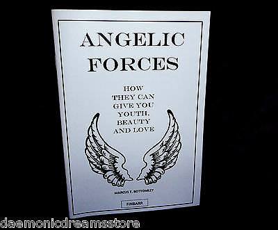 £26.70 • Buy ANGELIC FORCES Finbarr MARCUS T BOTTOMLEY Occult Grimoire Magic Magick Occult