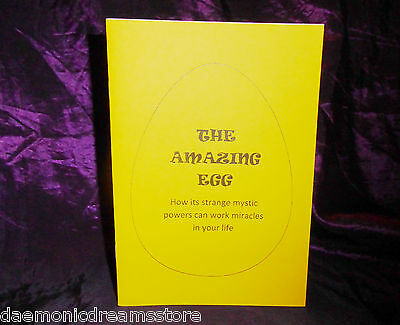 £32.99 • Buy THE AMAZING EGG Finbarr Occult Grimoire Magic White Magick Witchcraft