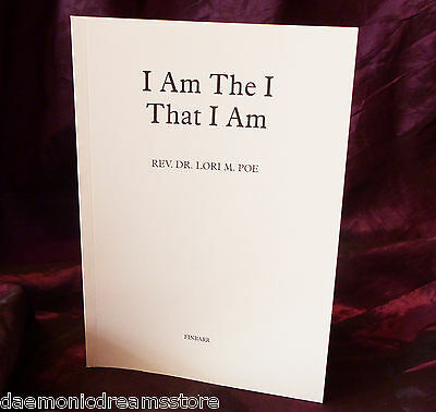 £30.69 • Buy I AM THE I THAT I AM - Finbarr Occult Grimoire White Magic Magick Witchcraft