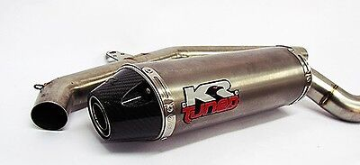 $1144.30 • Buy KAWASAKI ZX6R 05 06 2005 2006 Exhaust Slip On ARROW KR Tuned TITAN