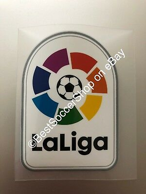$12 • Buy La Liga - Spanish League Soccer Jersey Patch- 2018-19 Season