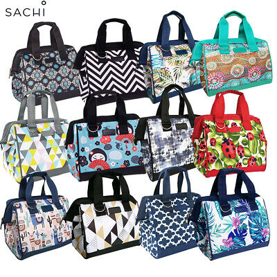 AU28 • Buy Sachi Insulated Lunch Bag Carry Tote Storage Travel Bag