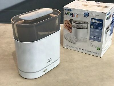 AU70 • Buy Philips Avent Electric Steam Steriliser - 4in1